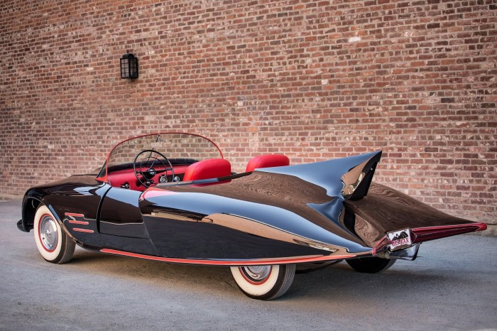 The 1963 Bat Car. Image: Heritage Auctions