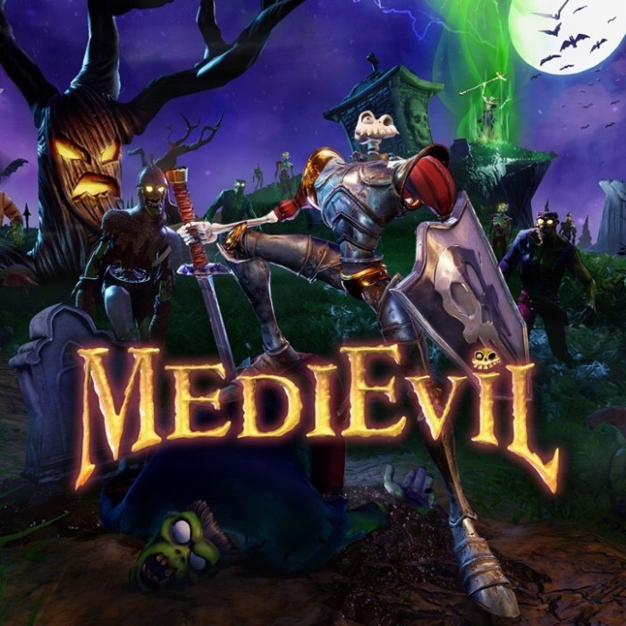 MediEvil Remake Promotional Image