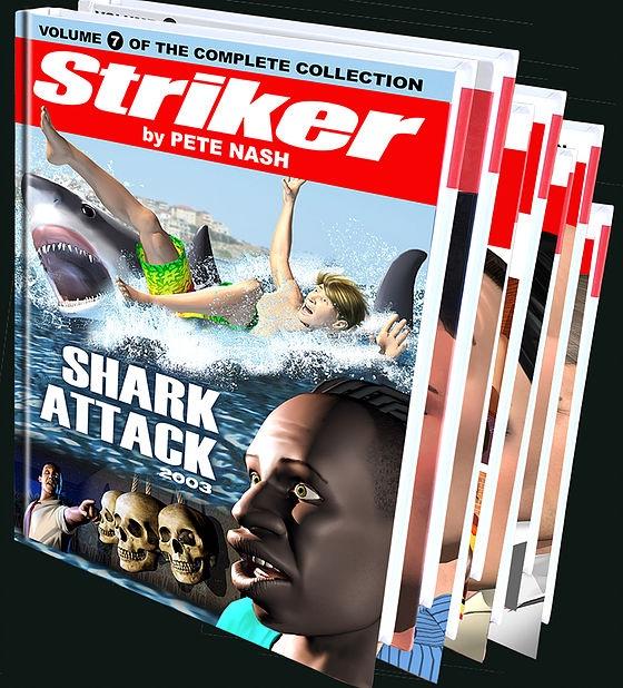 Striker Volume 7