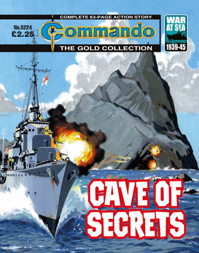 Commando 5224 - Gold Collection: Cave of Secrets