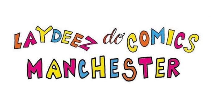 Laydeez do Comics Manchester