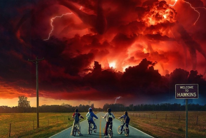Visions from the Upside Down: A Stranger Things Art Book - Teaser