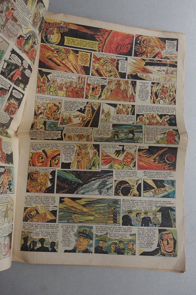 Wham-O Giant Comics #1