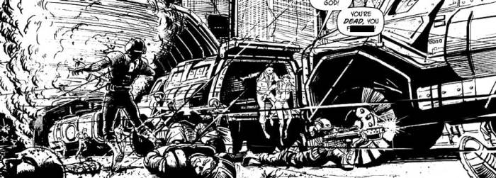 Black North by Mark McCann and Steven Austin - Preview SNIP