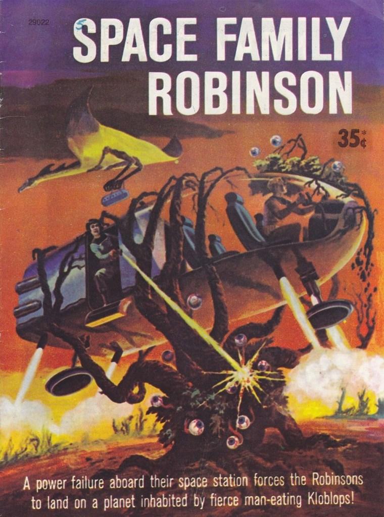 Australia's Space Family Robinson #29022