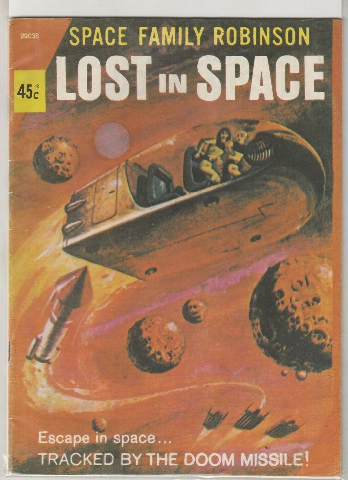 Australia: Space Family Robinson #29038 (1975, Rosnock Publications)