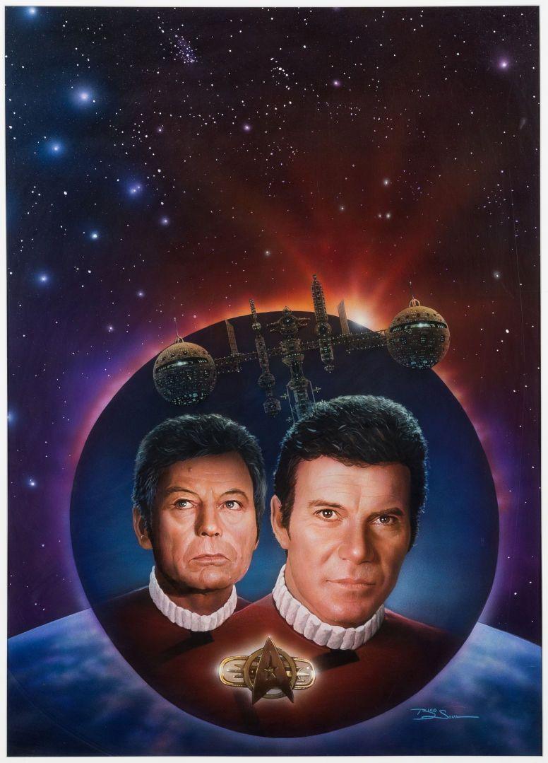 Art by Keith Birdsong for Star Trek: Shell Game