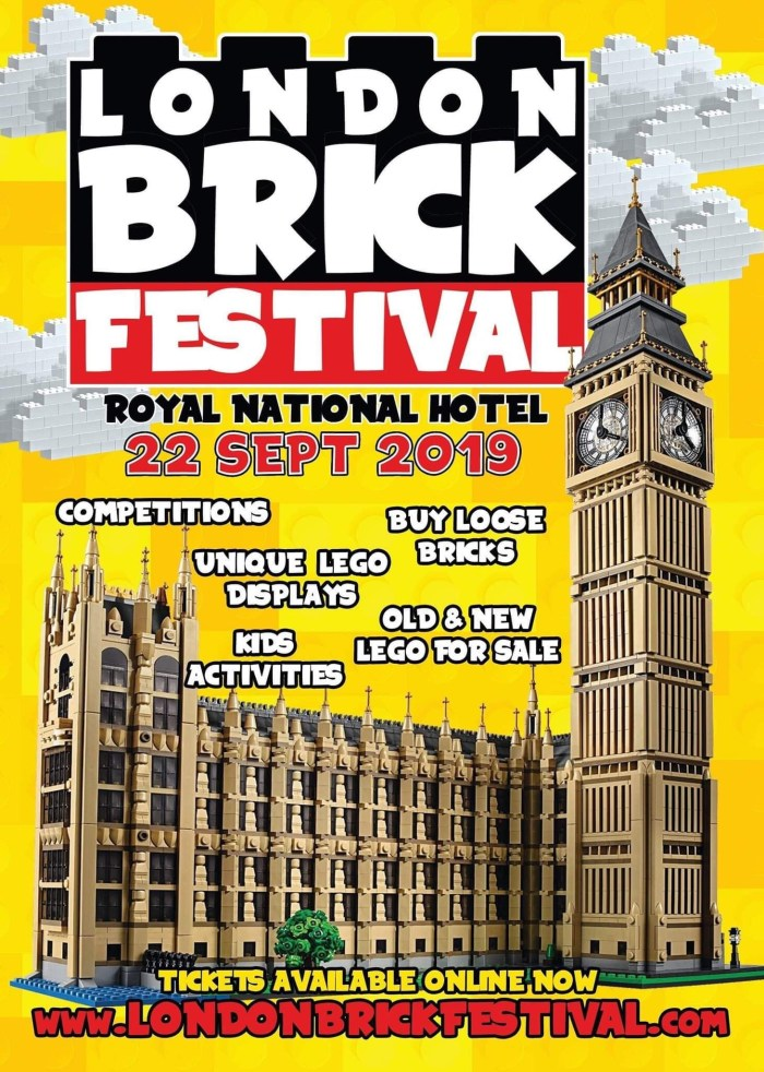 London Brick Festival (22nd September 2019)