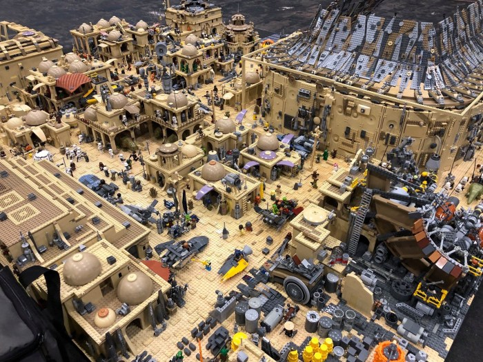 LEGO Star Wars Mos Eisley Space Port