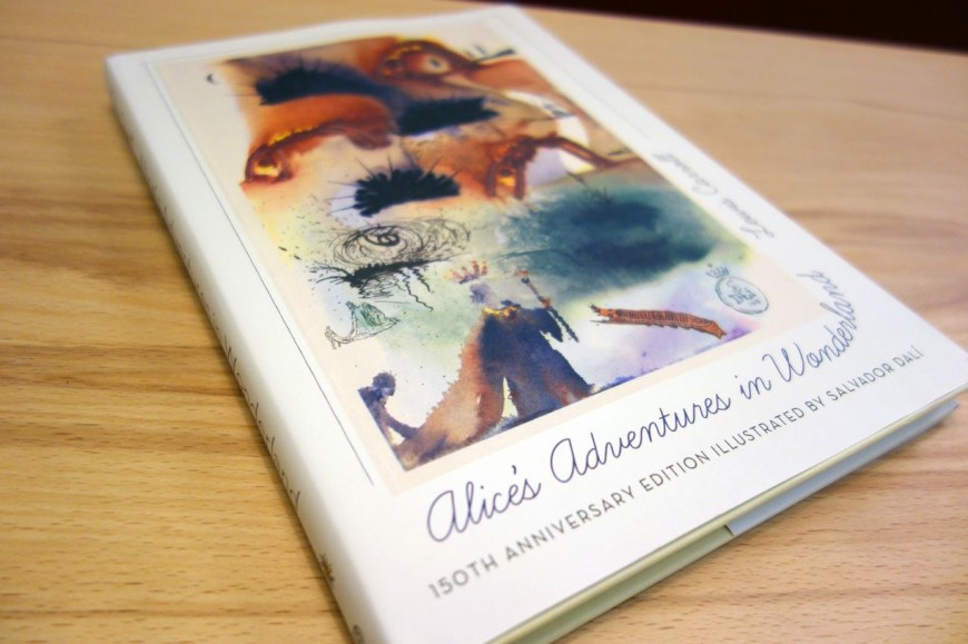 Alice's Adventures in Wonderland - Princeton University Press - illustrated by Salvador Dali