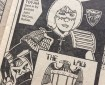 "2000AD Prog 310 - ""Judge Toyah"", by reader John McCrea"