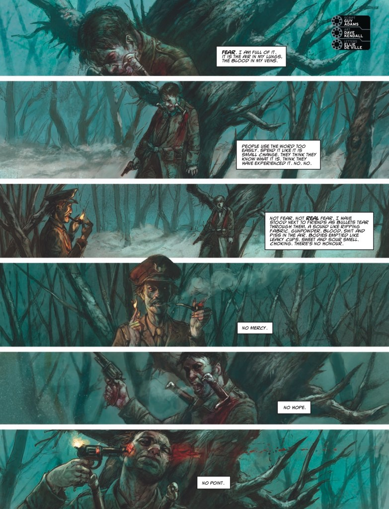2000AD Sci-Fi Special 2019 - Fiends of the Eastern Front