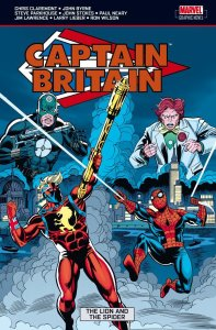 Captain Britain Volume 3: The Lion and the Spider