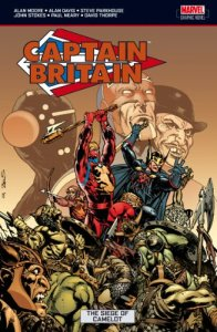 Captain Britain Volume 4 (2010) - Panini