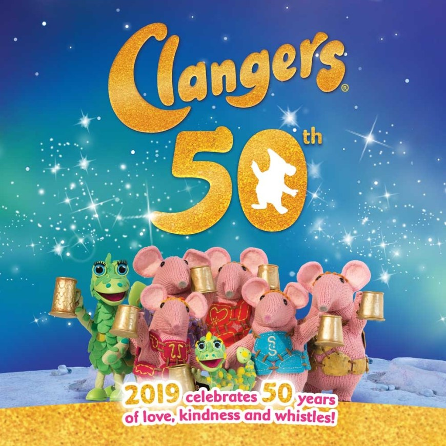 Clangers 50th Anniversary