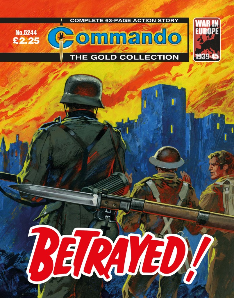 Commando 5244: Gold Collection - Betrayed!