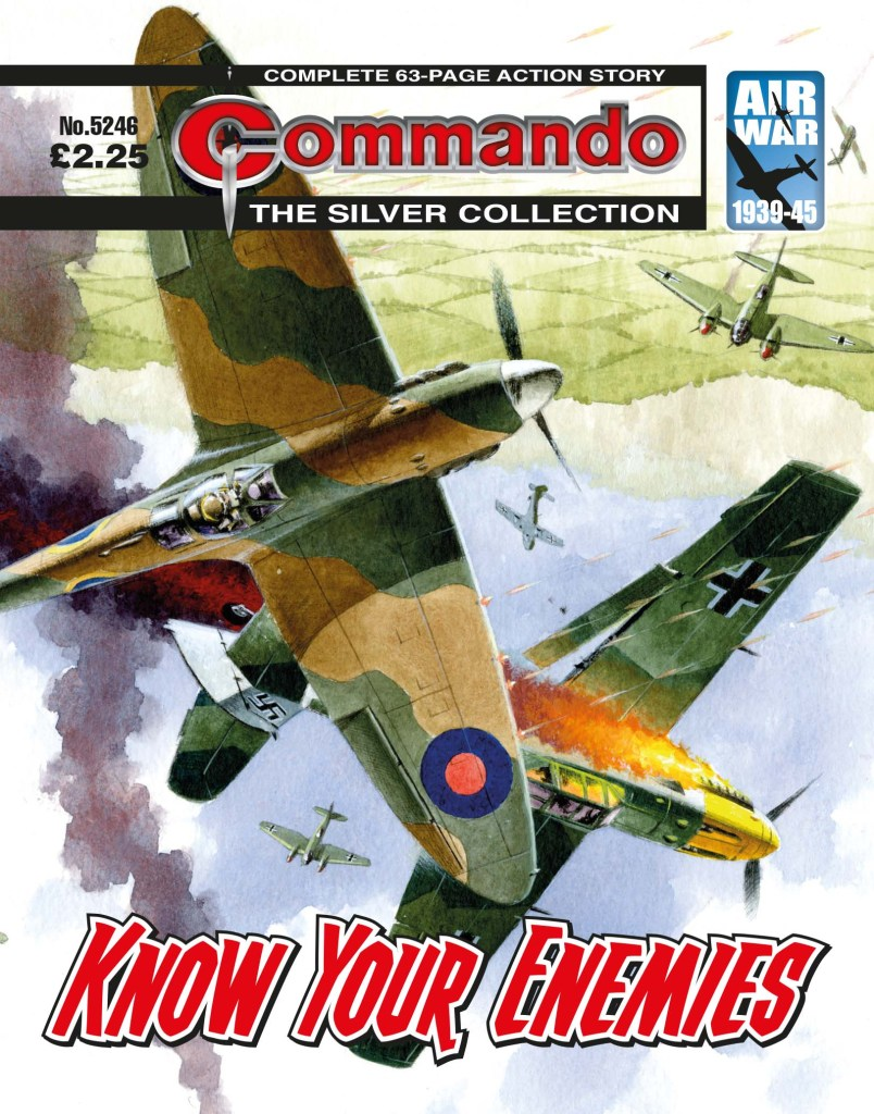 Commando 5246: Silver Collection - Know Your Enemies