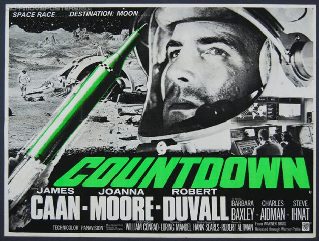 Countdown Film Poster (1968)