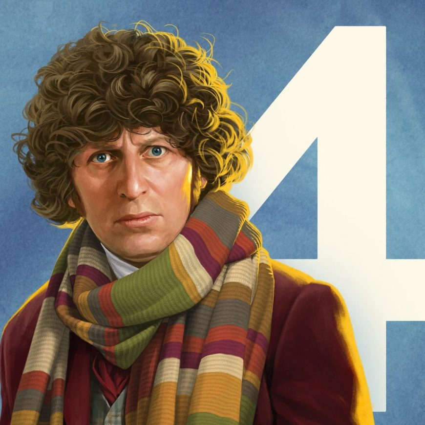 """Would you like a jelly baby?"" - The Fourth Doctor"