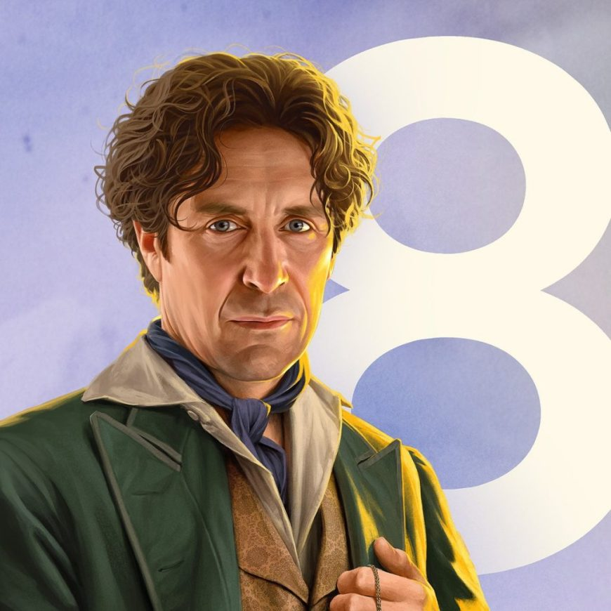 """Physician, heal thyself."" - The Eighth Doctor"