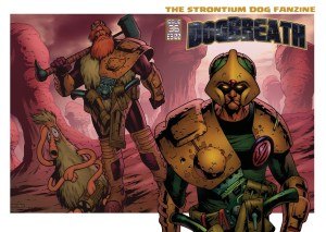 Latest Strontium Dog-inspired Dogbreath out now!