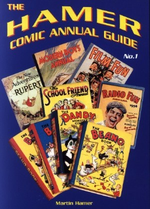 Hamer Comic Annual Guide by Martin Hamer