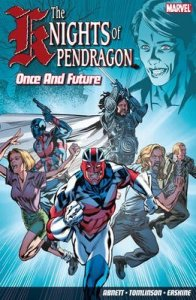 The Knights of Pendragon Volume One