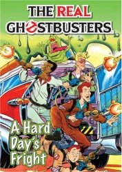 The Real Ghostbusters: A Hard Day's Fright