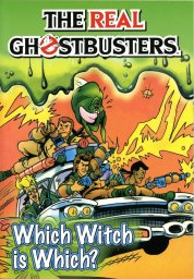 The Real Ghostbusters: Which Witch is Which?