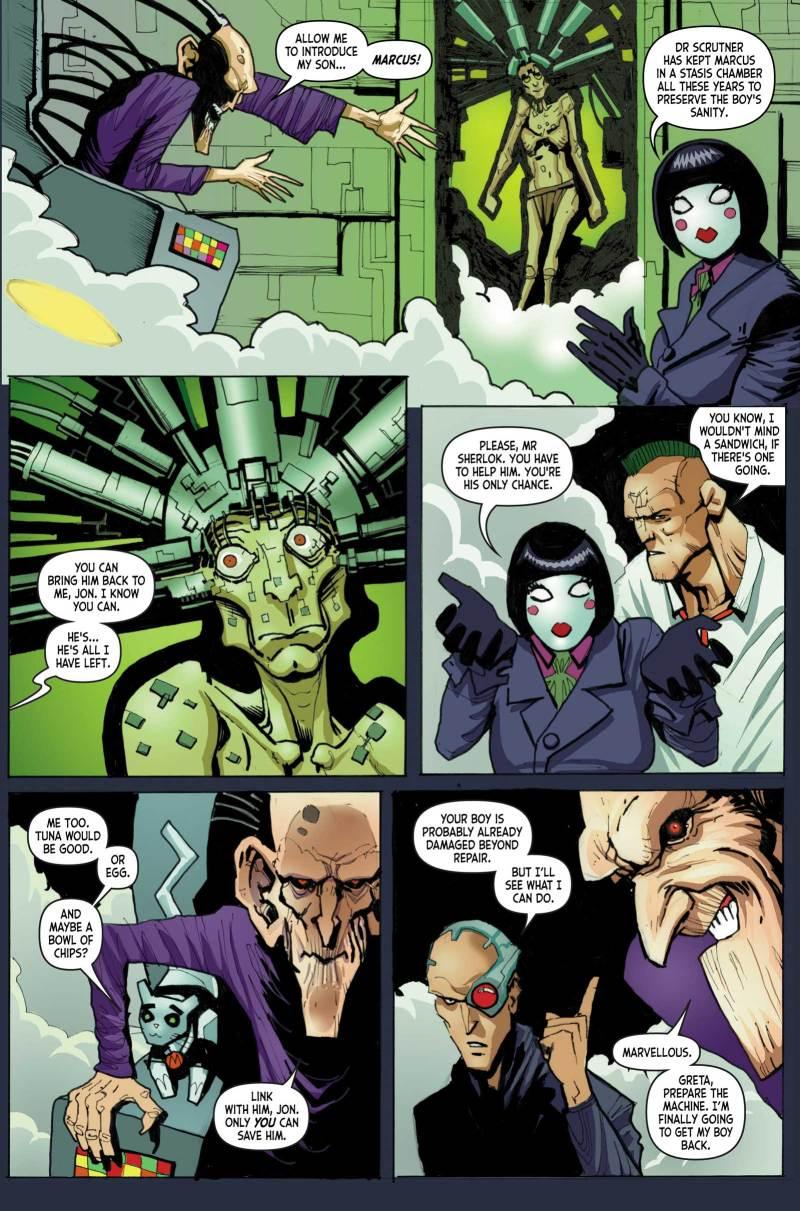 Technofreak #2 Page 14