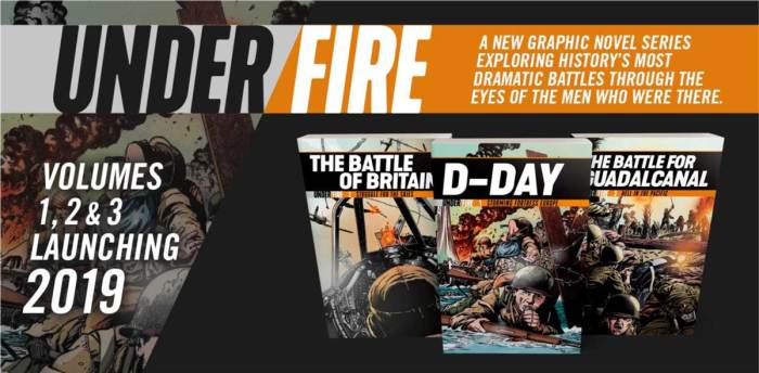 Under Fire - Osprey Publishing