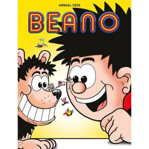 • This new Beano 2020 Annual is also on sale now from all good bookshops - and you can also buy a personalised version direct from the DC Thomson Web Shop