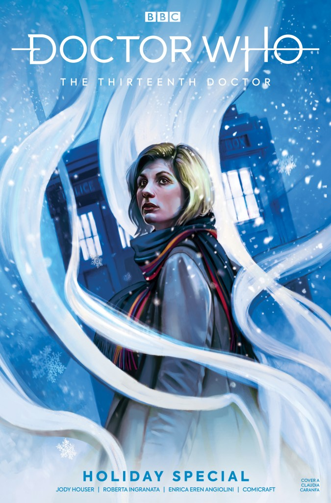The Thirteenth Doctor Holiday Special #1 (of 2) Cover A: Claudia Caranfa