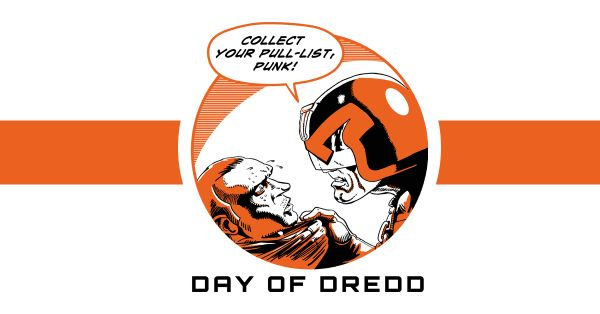 Day of Dredd Banner