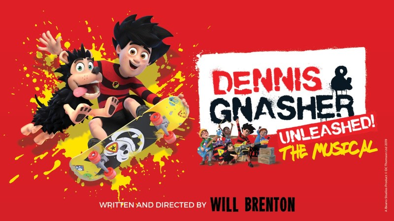 Dennis & Gnasher Unleashed! The Musical – First Tour Dates Announced