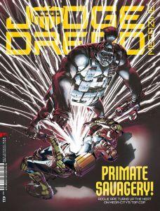 Judge Dredd Megazine 411