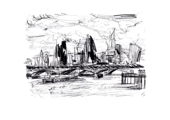 Lucy Sullivan - Location Drawing