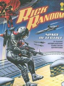Rick Random: Space Detective