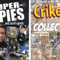 Comic Scene UK Super Spies Montage