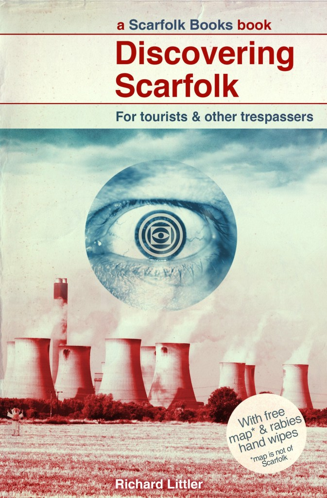 "Also available: ""Discovering Scarfolk"" by Richard Littler"