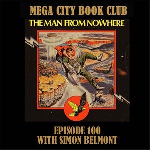 Mega City Book Club Episode 100