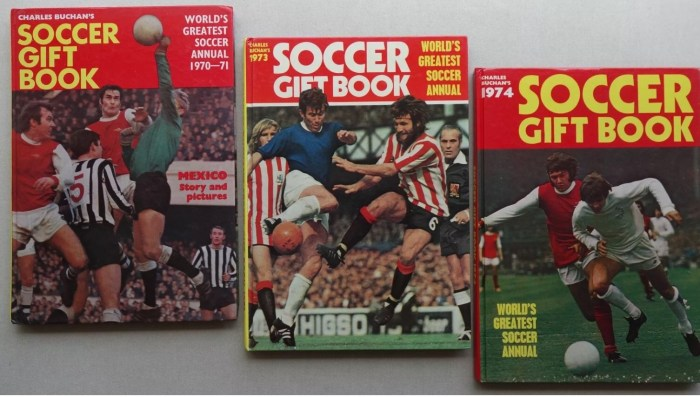 Charles Buchan's Soccer Gift Book