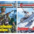Commando Issues 5255-5258