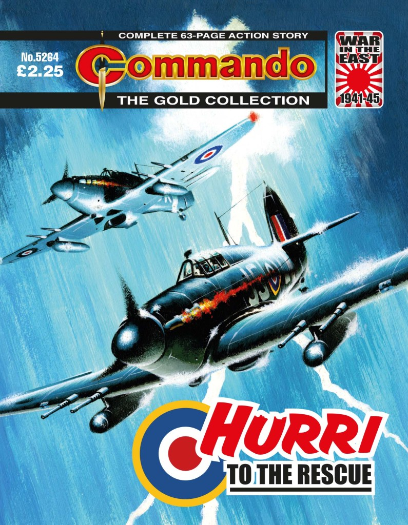 Commando 5264: Gold Collection - Hurri to the Rescue