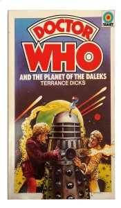 Doctor Who: Planet of the Daleks by Terrance Dicks (Target Books)