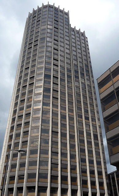 Kings Reach Tower, once home to comics wonders. Photo © Copyright Stephen Richards and licensed for reuse under this Creative Commons Licence.