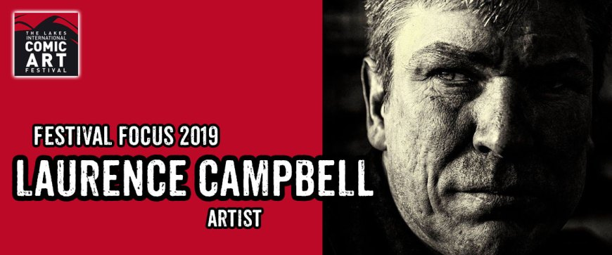 Lakes Festival Focus 2019: Laurence Campbell