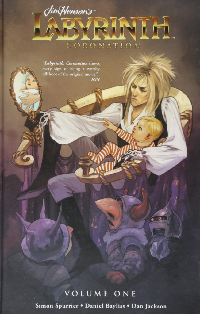 Labyrinth - Coronation Volume 1