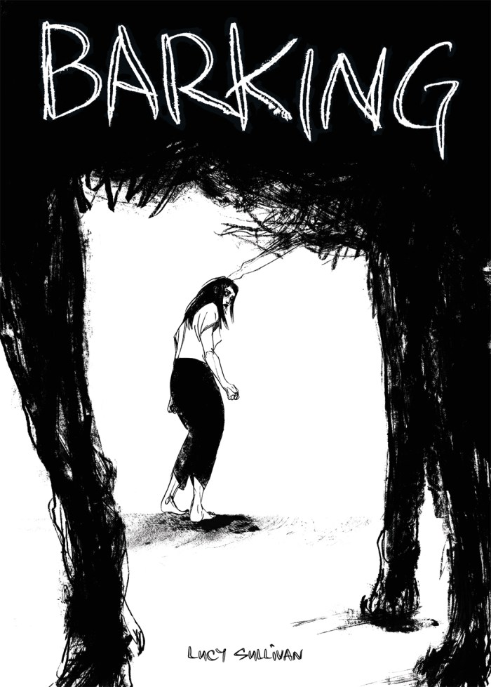 Barking by Lucy Sullivan - Final Cover