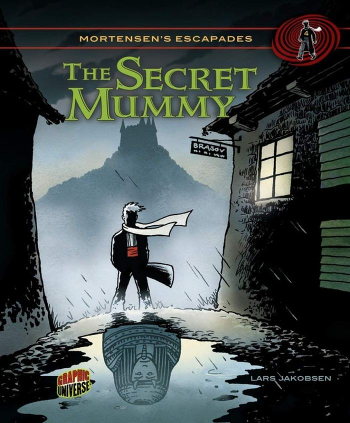 Mortensen's Escapades - The Secret Mummy